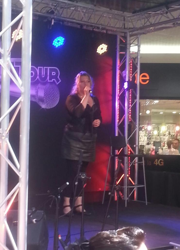 Vocal Tour Villars St Etienne in June 7th, 2014