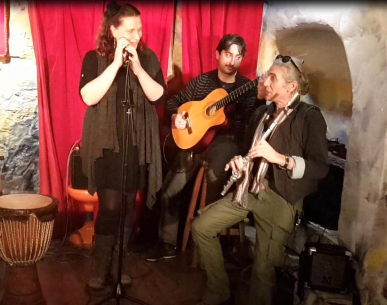 Au petit Théâtre du Bonheur Paris 31 octobre 2015