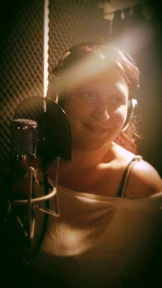 Première journée en studio pour  album 2015! 16 mai 2015