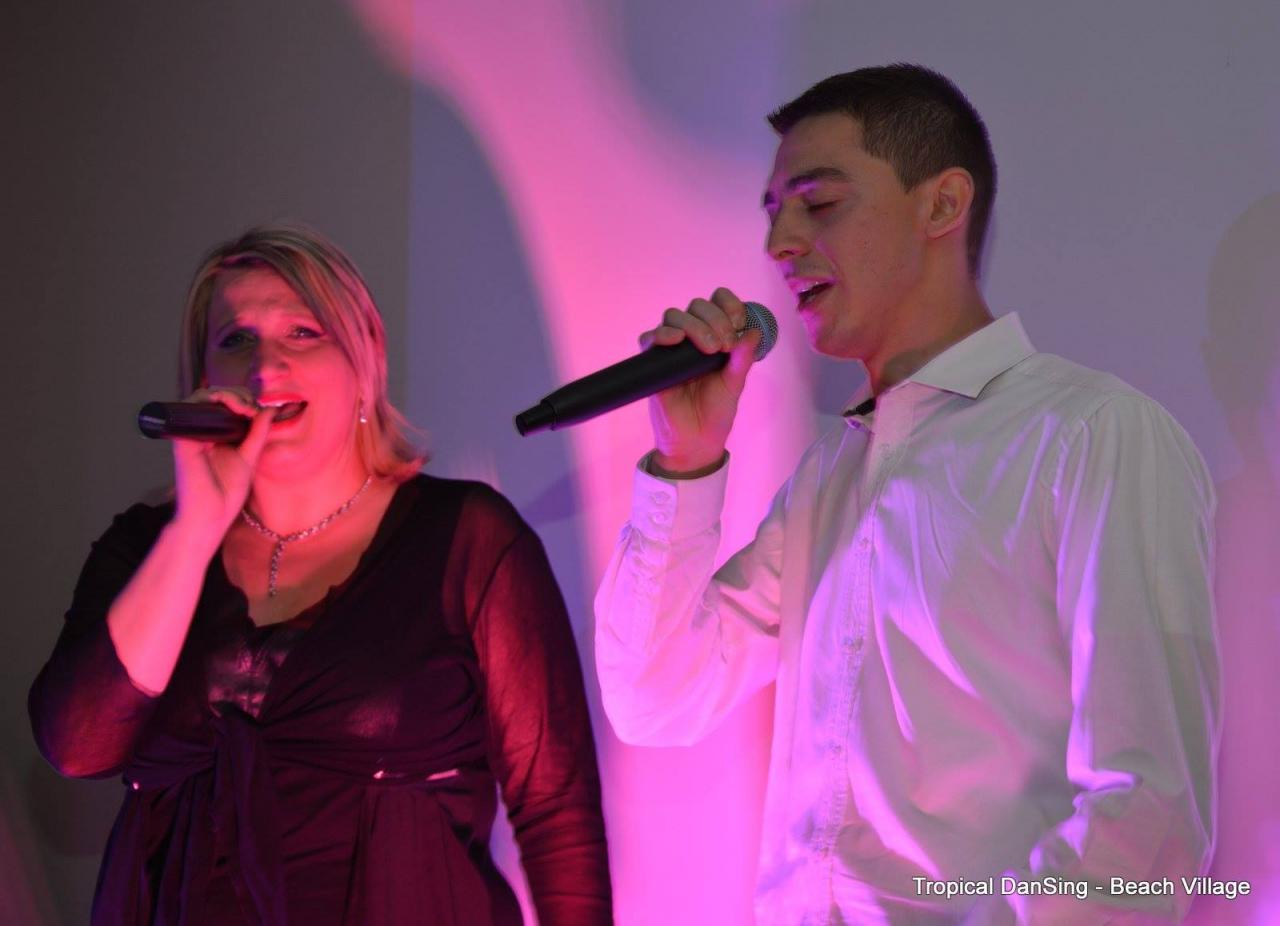 ShowCase au Beach village avec Kévin Bourgey mai 2014
