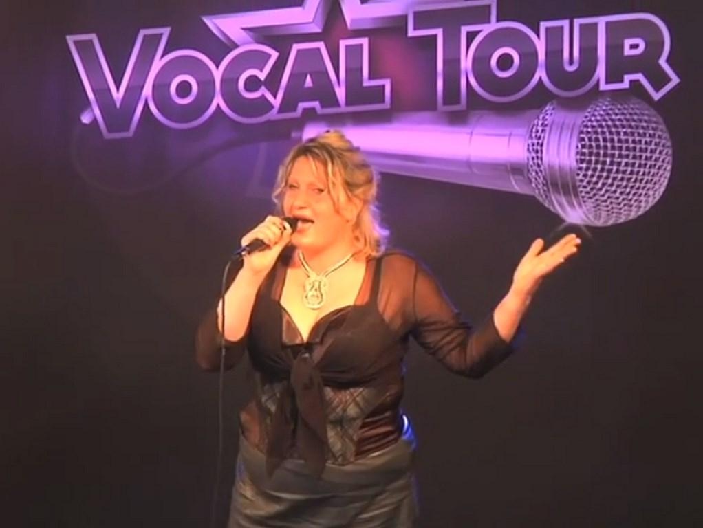 Images capturées  Vocal tour